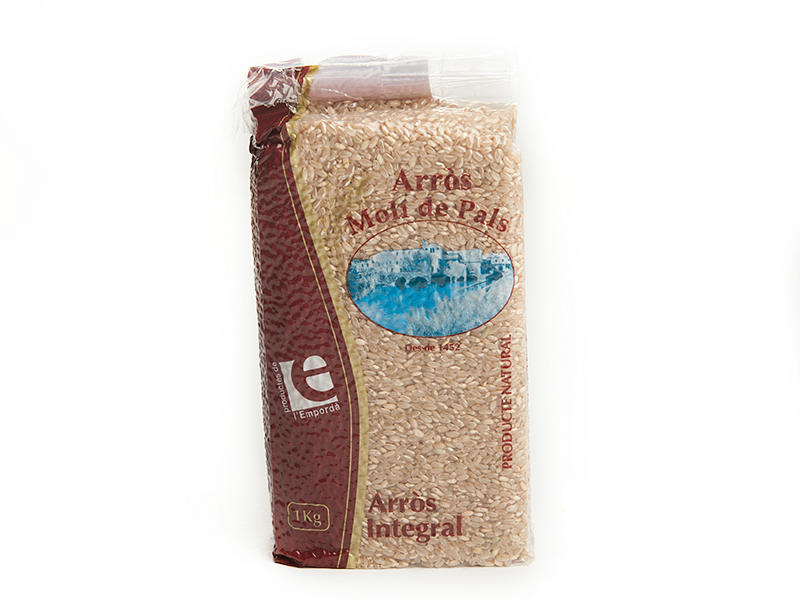 ARROS INTEGRAL PAQUET 1 Kg.